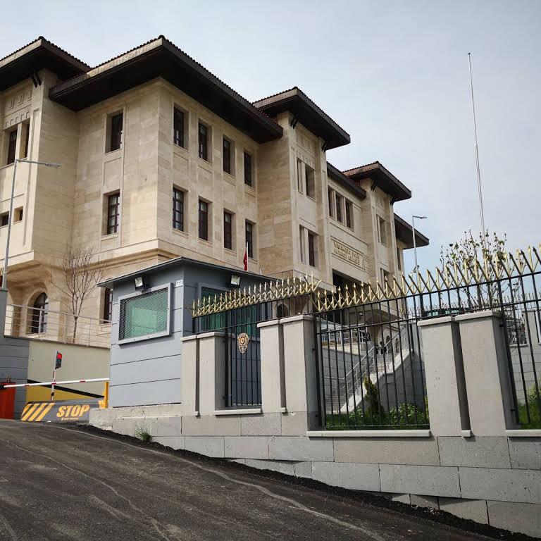 Yaşamkent Polis Karakolu