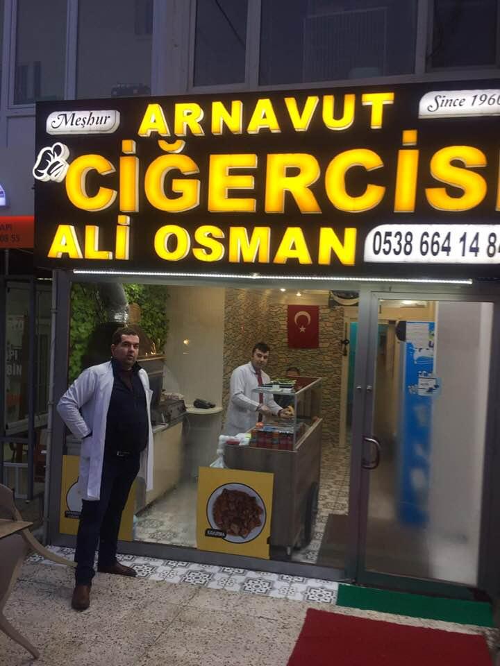 çiğerci osman