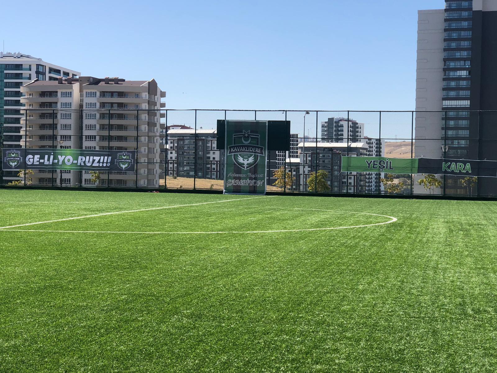 Yaşamkent Şenol Güneş Spor Tesisi U Ligi 2019-2020 Sezon Açılışı