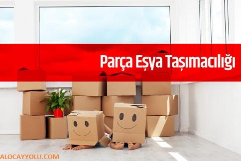 Ankara Parça Eşya Taşımacılığı