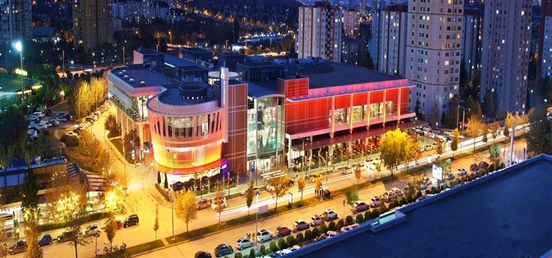 Çayyolu Arcadium Alışveriş Merkezi