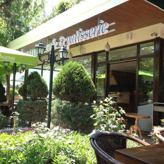 Bahçemiz Cafe Çayyolu