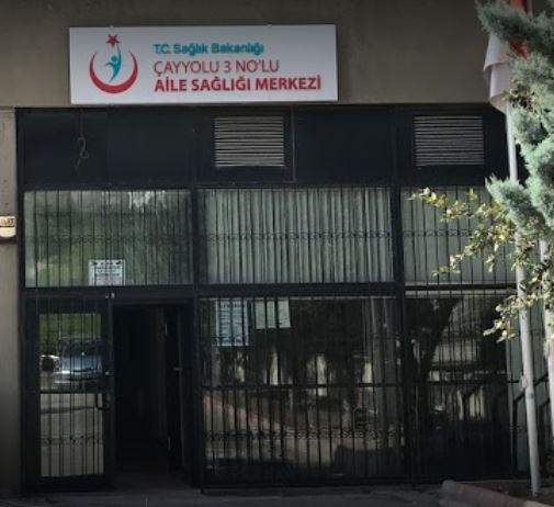 Çayyolu 3 No'lu Aile Sağlığı Merkezi