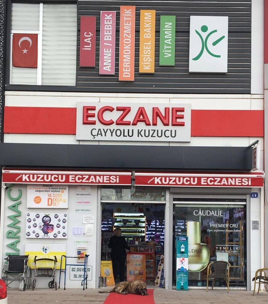Çayyolu Kuzucu Eczanesi