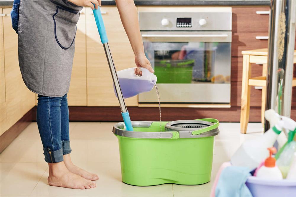 Ev Temizliği Yaparken İşe Yarayacak Bilgiler