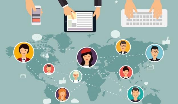 İnternete Müşterilerle İletişimi Hızlandırmak