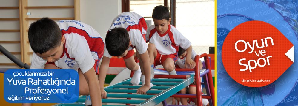Olimpik Akademi Cimnastik Spor Kulübü