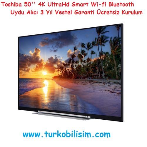 Toshiba 50U5863DAT 4K Smart Led Tv