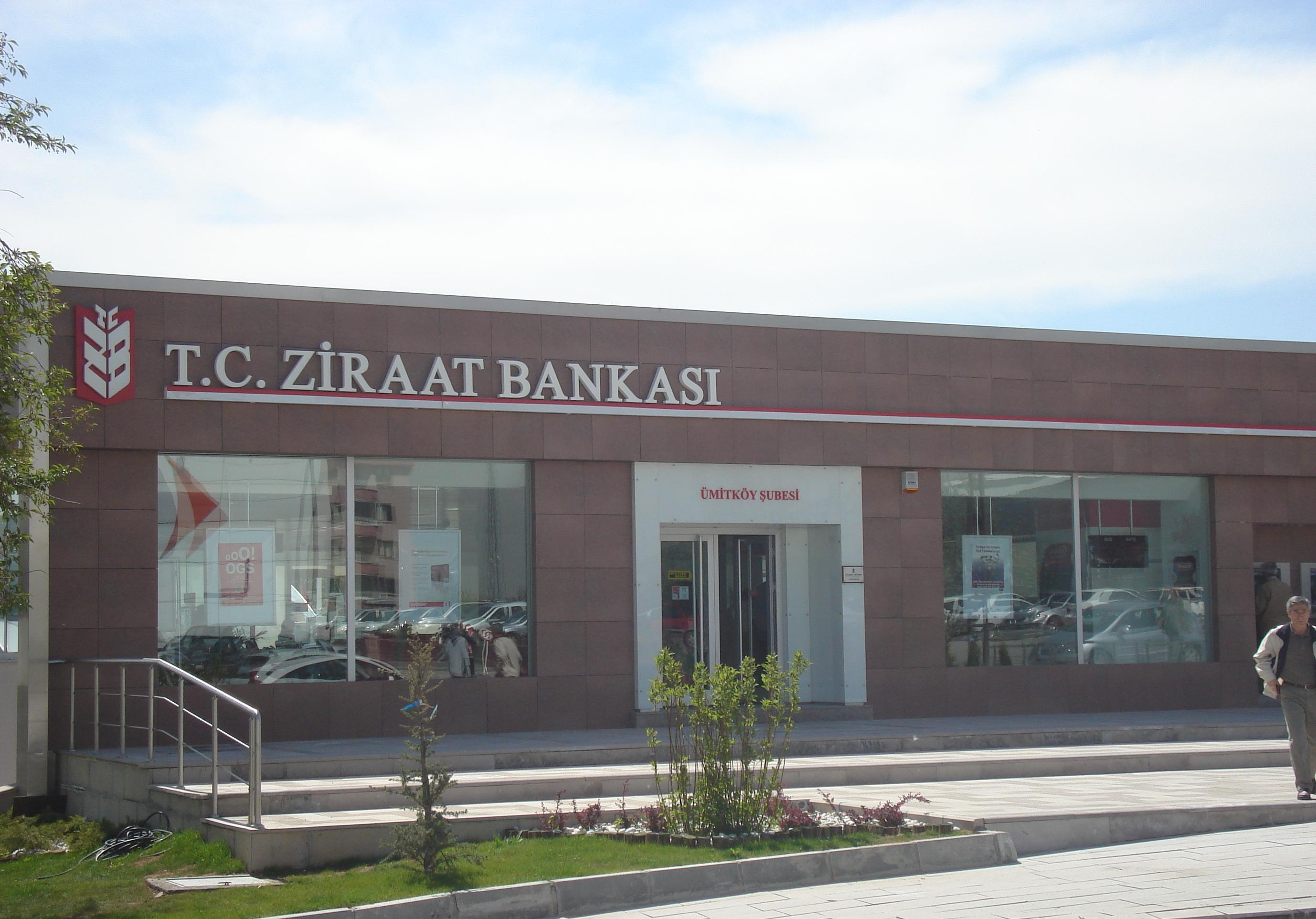 Ziraat Bankası Ümitköy Şubesi